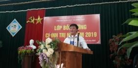 Phòng Giáo dục và Đào tạo huyện Nam Giang tổ chức Bồi dưỡng chính trị hè năm 2019 cho đội ngũ CBGVNV ngành giáo dục