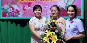 Sinh hoạt kỉ niệm ngày thành lập Hội Liên hiệp Phụ nữ Việt Nam 20/10