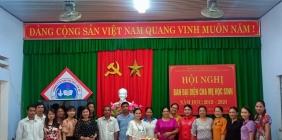 Hội nghị Ban Đại diện CMHS năm học 2019 - 2020