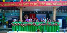 Chào mừng kỷ niệm 37 năm ngày Nhà giáo Việt Nam (20/11/1982 - 20/11/2019)