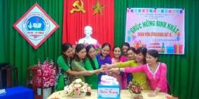 Mừng sinh nhật đoàn viên Công đoàn Qúy III/2019