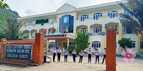 Hân hoan ngày khai trường năm học 2021 - 2022